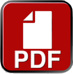PDF icono web
